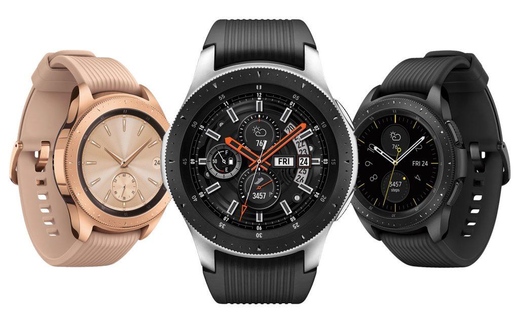 Galaxy Watch 3 colores