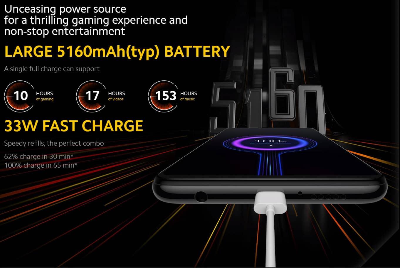 batería poco x3 nfc
