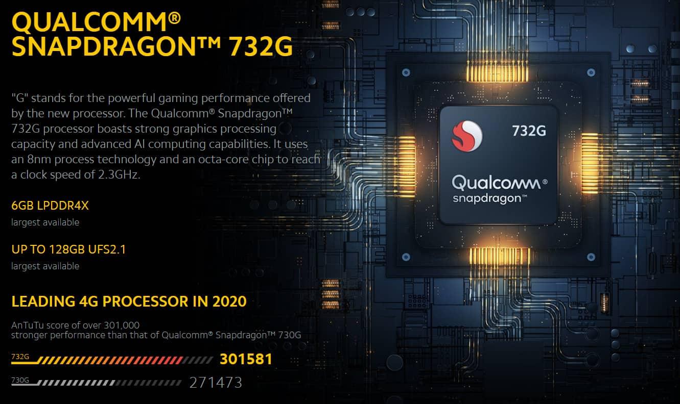 Poco x3 nfc procesador