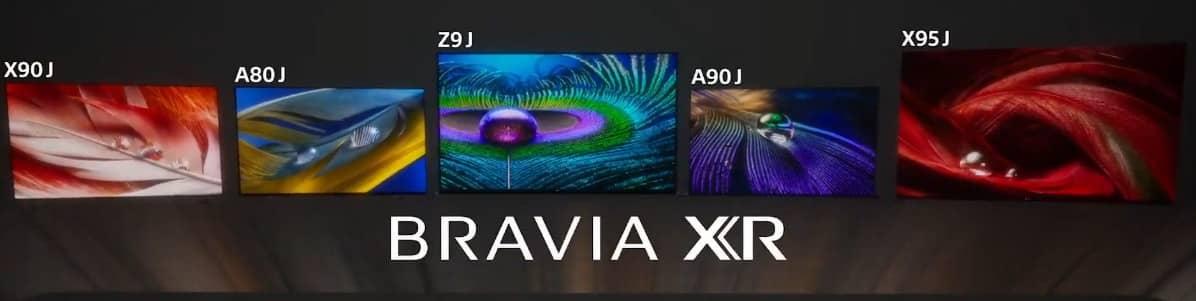 Sony TV 2021