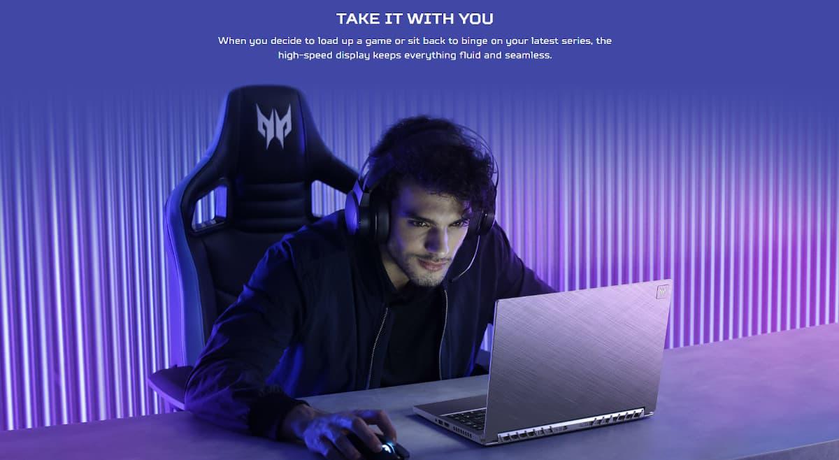 Laptop Acer Predator Triton 300 se