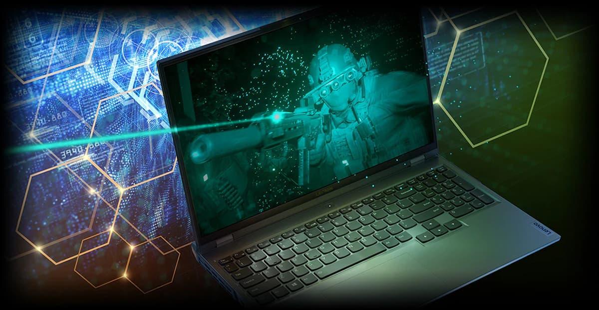 Laptop Lenovo Legion 5 Pro Design